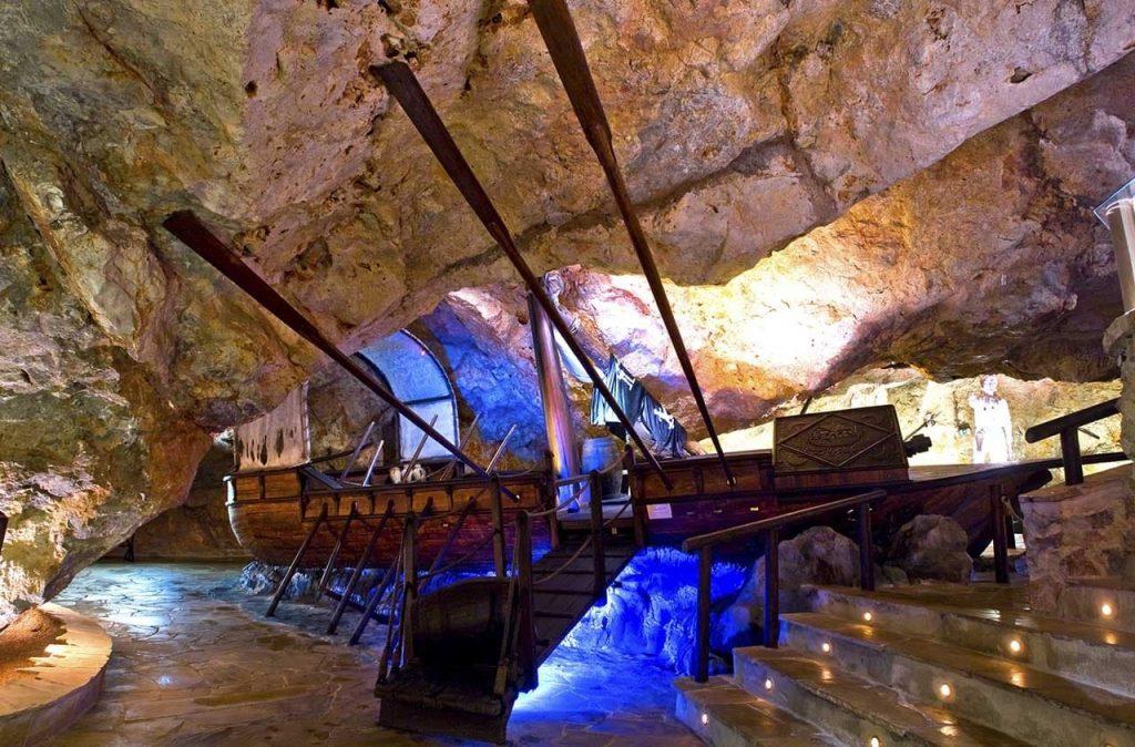 Cueva de Dragut