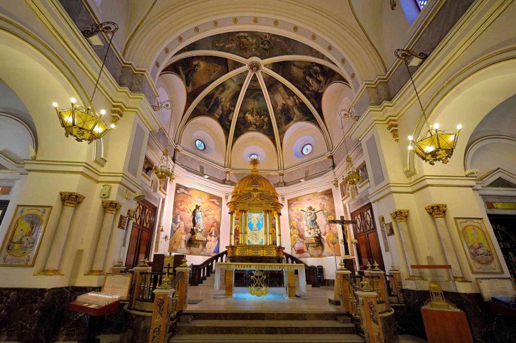 Sanctuary of the Virgen Del Castillo