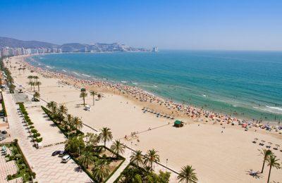 Playa San Antonio Cullera